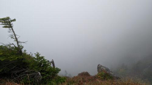 蛇骨岳からの眺望