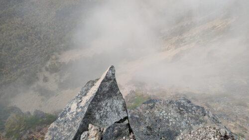 仙人岳からの景色